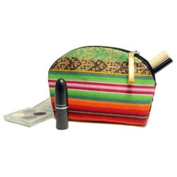 Trousse de maquillage ronde