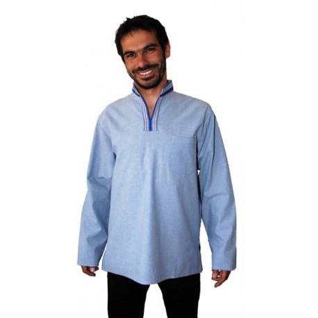 Chemise d'été en coton
