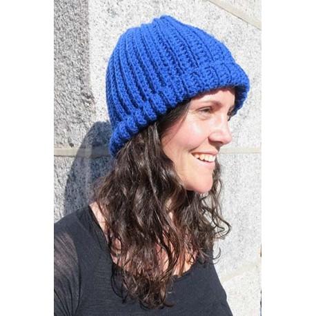 Bonnet tricoté Alpaquita assorti à écharpe tube