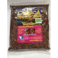 Quinoa rouge 400gr